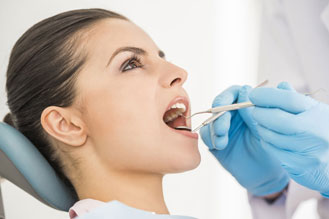Photo Of A Patient Receiving General Dentistry Treatment - The Dentist at Framingham